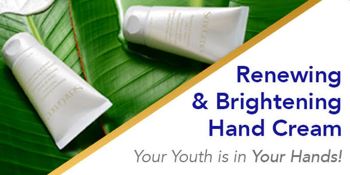 Renewing and Brightening Hand Cream